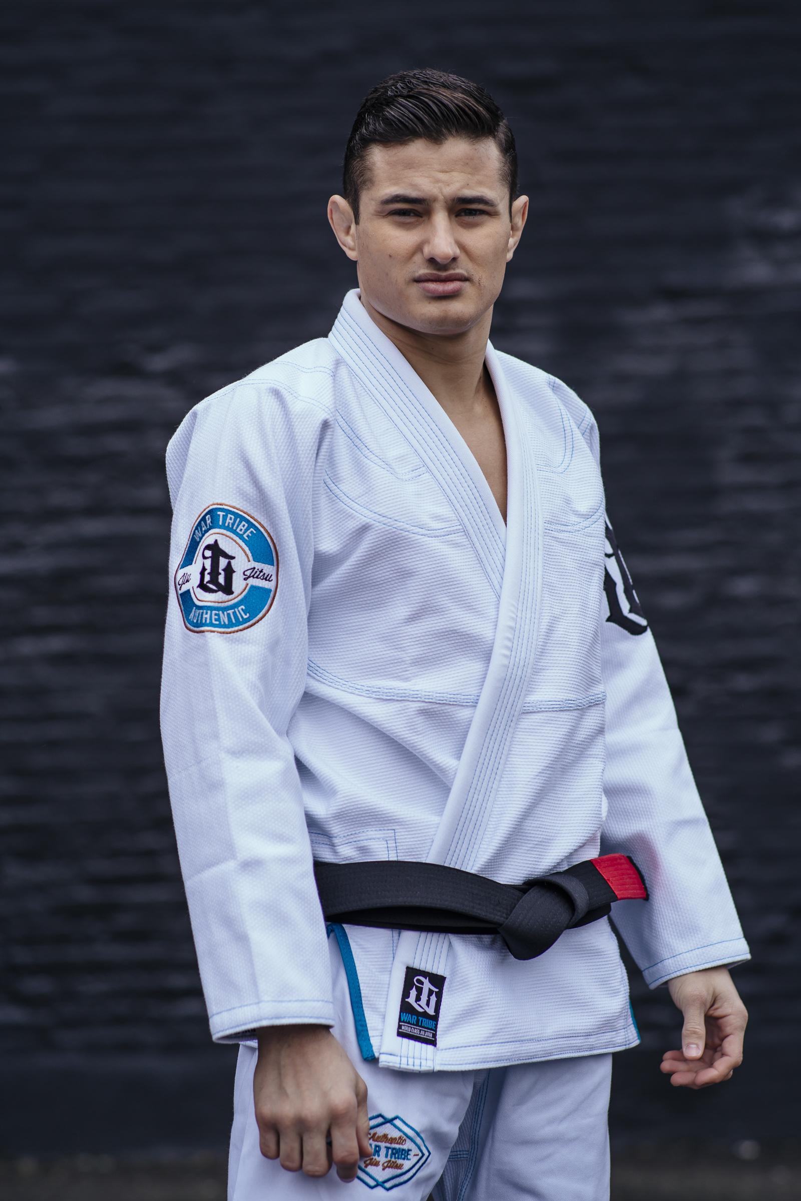 WAR TRIBE GEAR LEGACY 柔術衣 ホワイト|ブラジリアン柔術衣(柔術着)