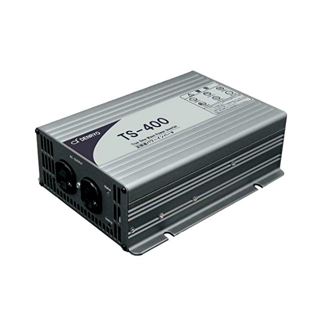 正弦波インバーター TS-400-112A DENRYO(電菱) TSシリーズ