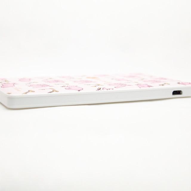 薄型軽量モバイルバッテリー【Pinky Pig(ピンクの豚)】