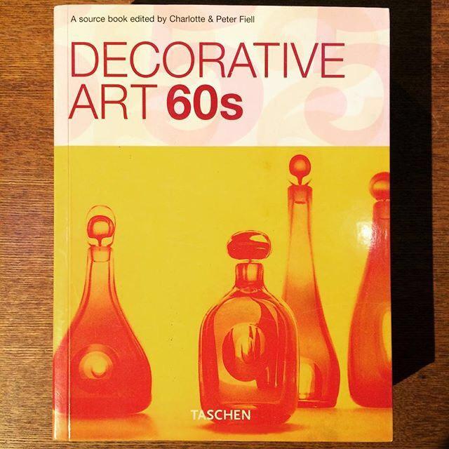 インテリアの本「Decorative Art 60s」 - 画像1