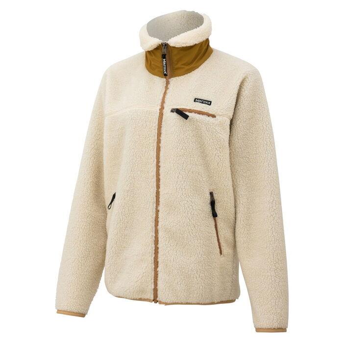 Marmot W's Sheep Fleece Jacket ウィメンズシープフリースジャケット