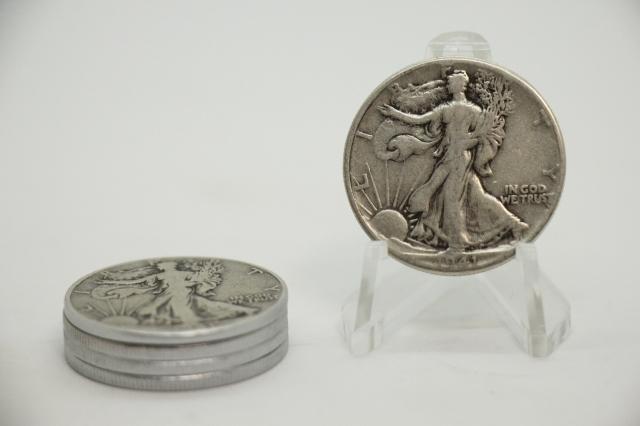 オリジナル スタックコイン (ウォーキングリバティ)