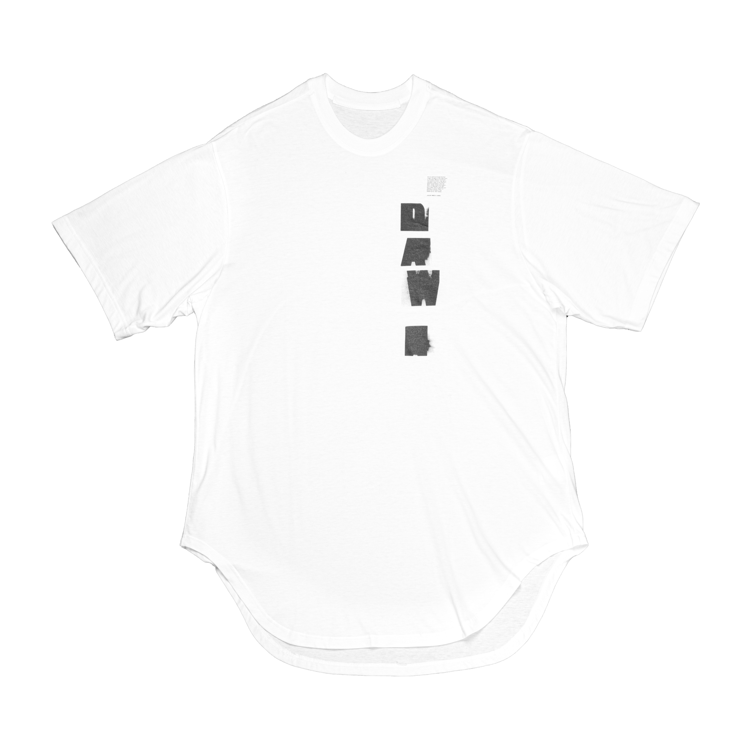 667CPM1-WHITE / DAWN Tシャツ