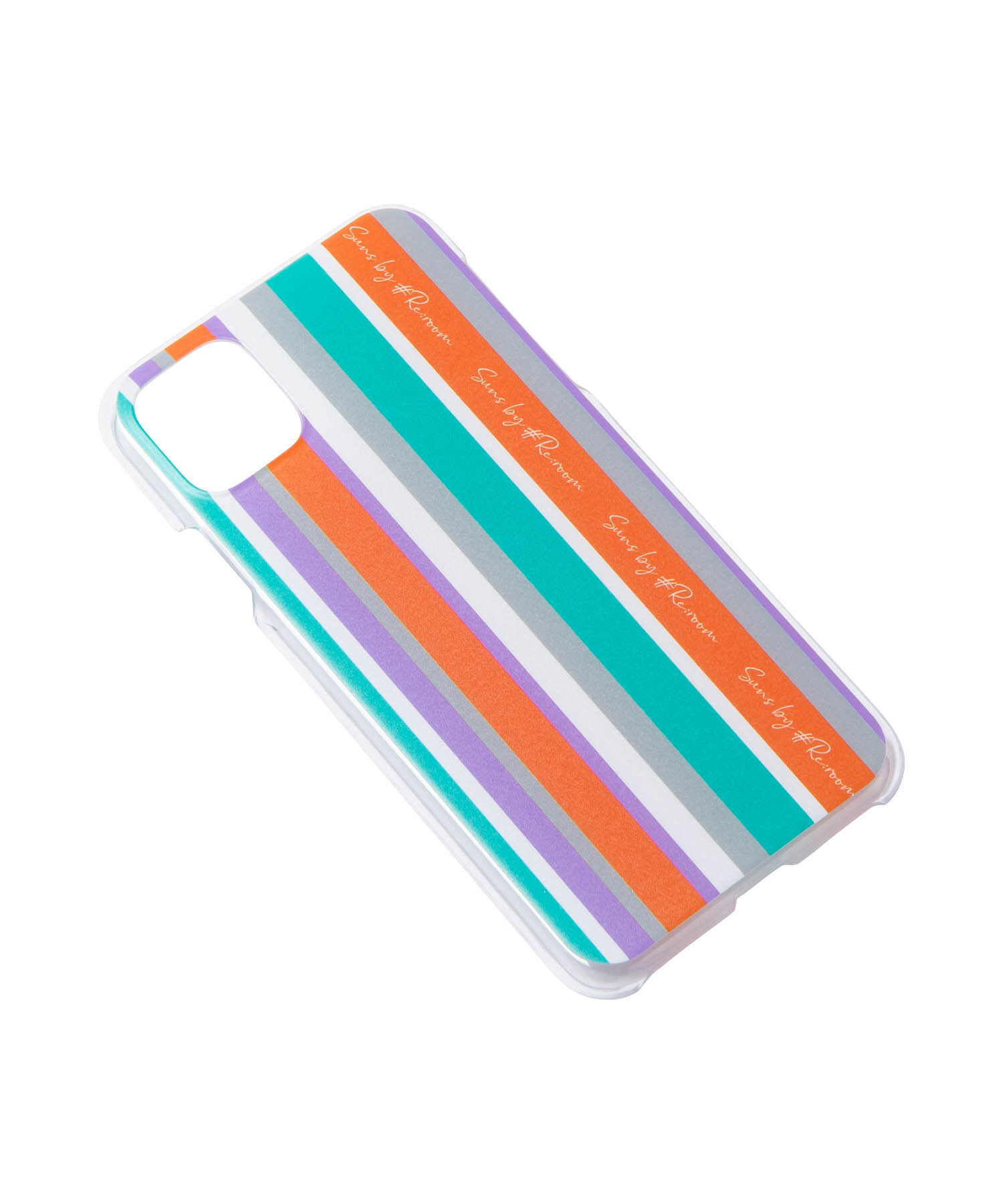 SUNS MULTI STRIPE SIGN LOGO iPhone11Pro CASE[RSG005]