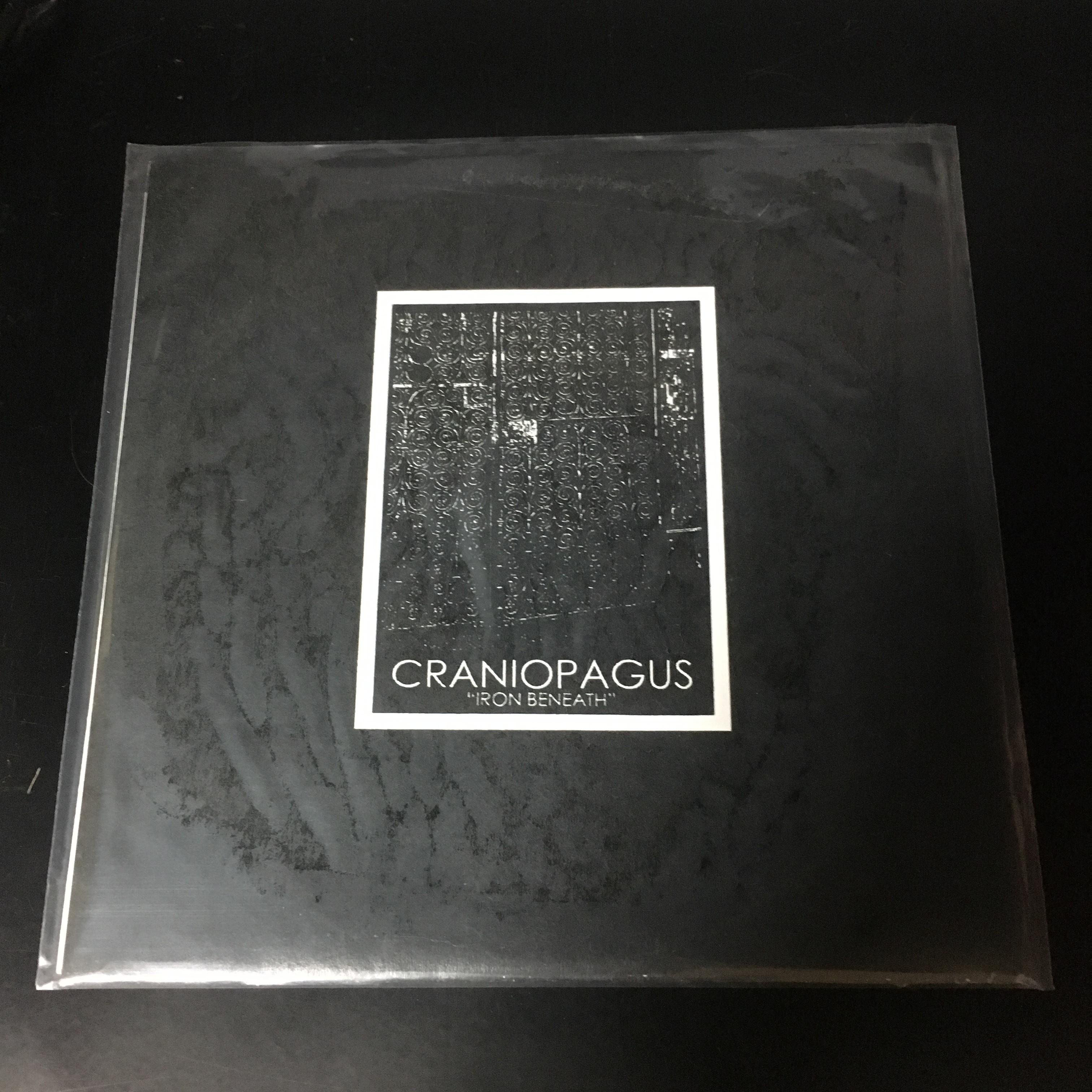 """Craniopagus / Sharpwaist – Craniopagus / Sharpwaist(7""""EP)USED"""