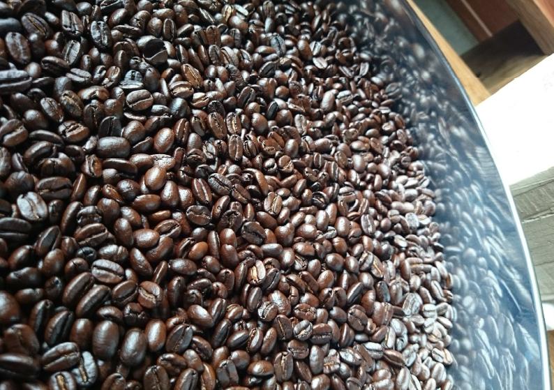 Huckleberry Coffee 栗野岳ブレンド(豆・粉)