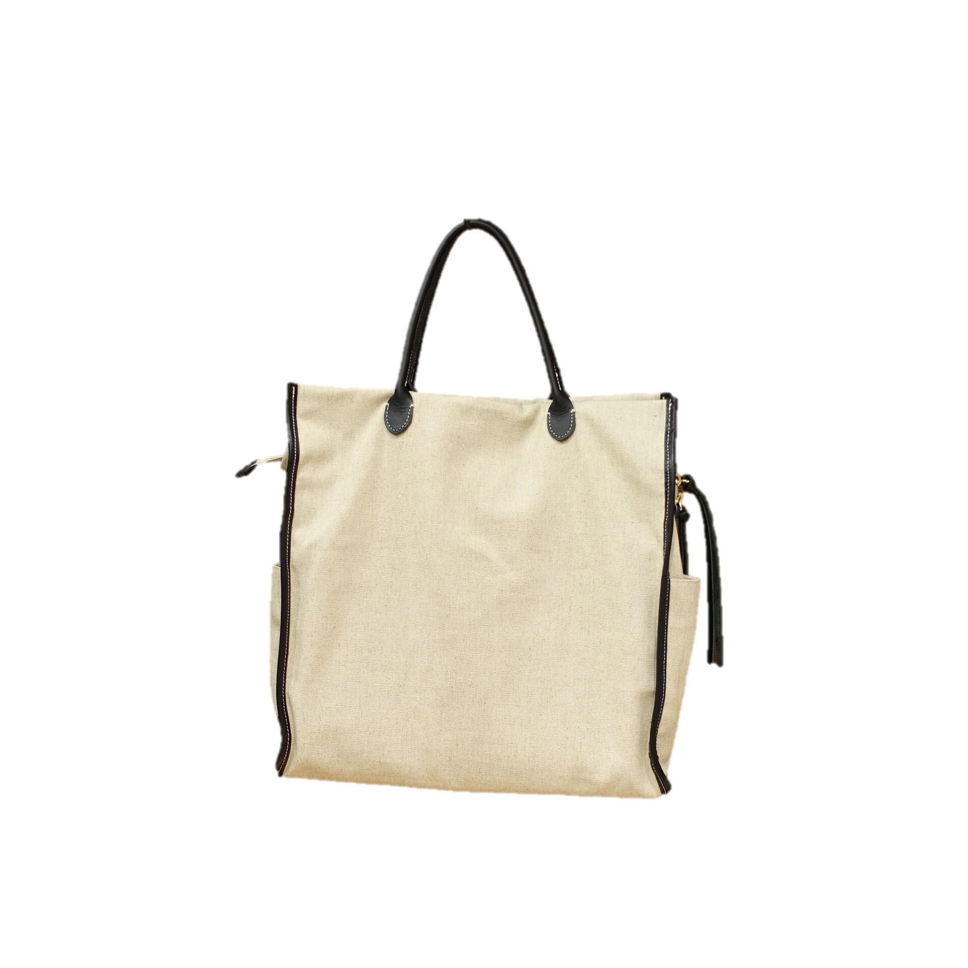 21095  異素材バッグ
