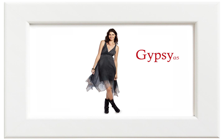 Gypsy05/ジプシー05 LINEマキシドレス
