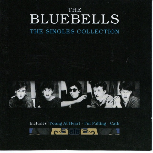 【CD・英盤】The Bluebells / The Singles Collection