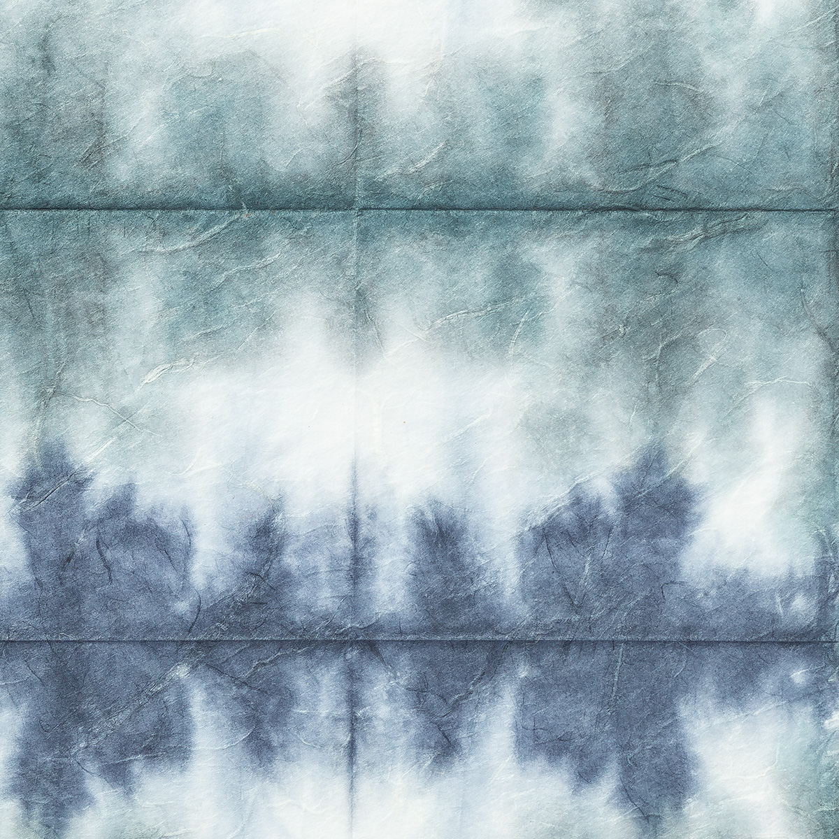 楮6匁 雲竜紙 板締め No.30