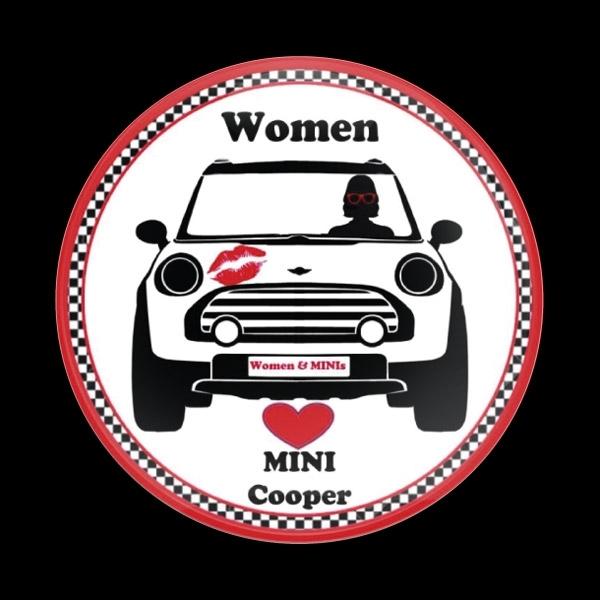 ゴーバッジ(ドーム)(CD1103 - CLUB WOMEN AND MINIS 01) - 画像1
