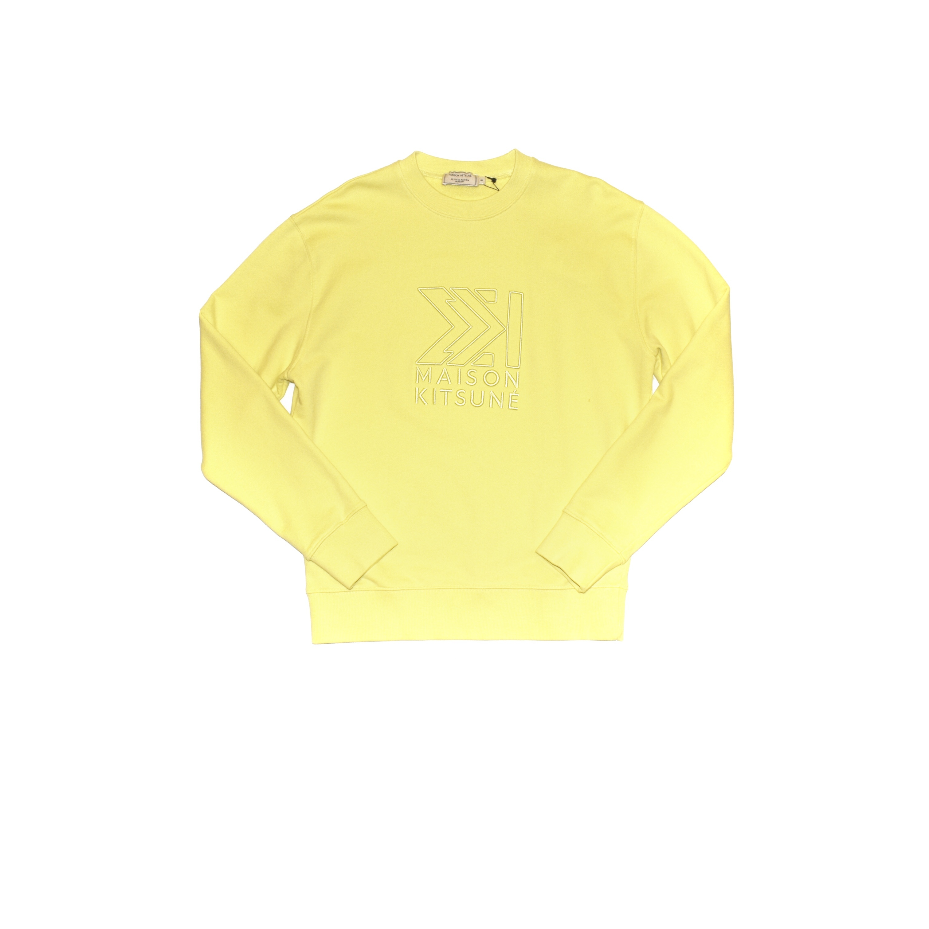 Maison Kitsune Logo Sweatshirt