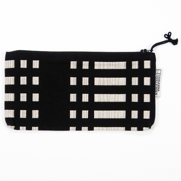 JOHANNA GULLICHSEN Long Purse Nereus Black