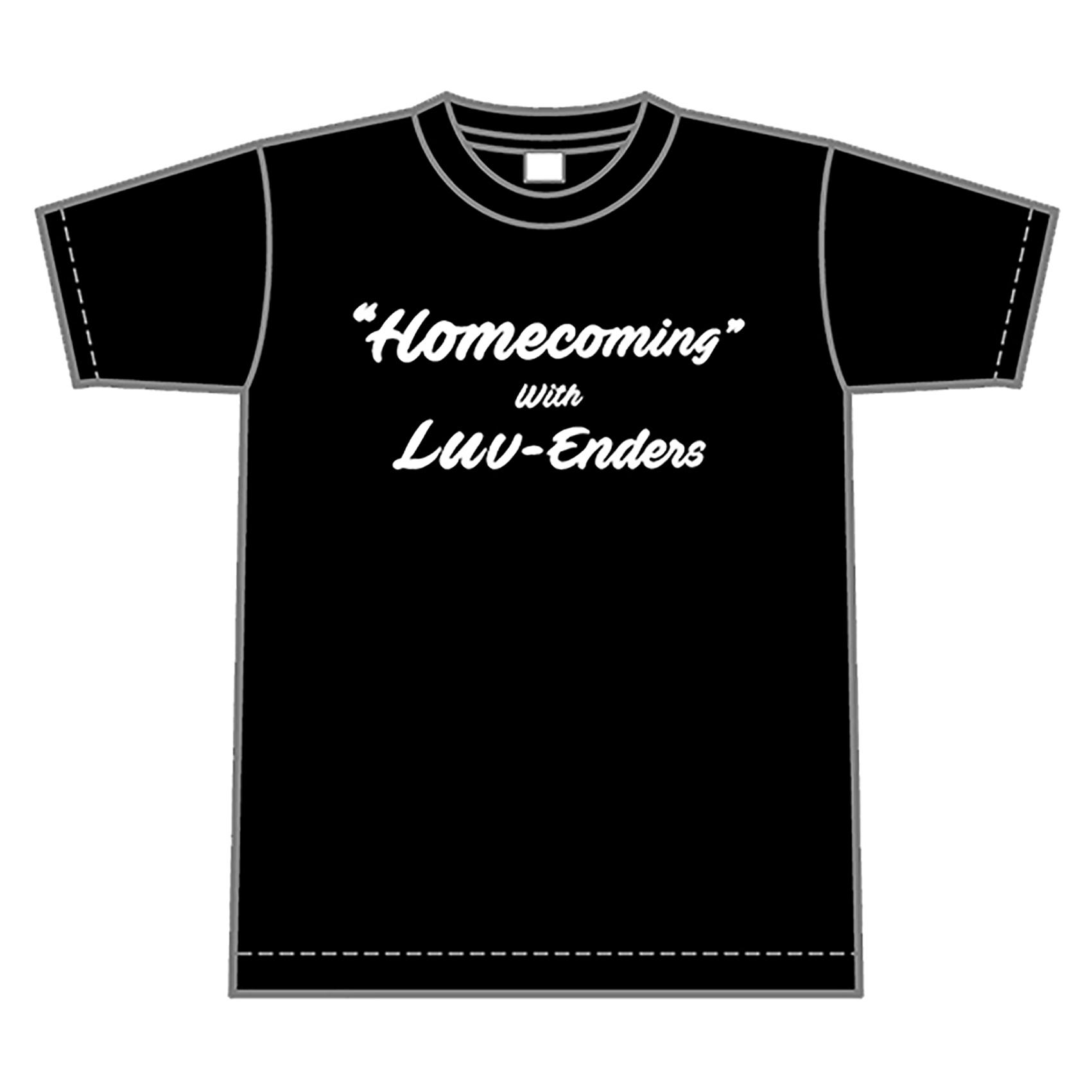 """LUV-ENDERS original """"Homecoming"""" t-shirt RVLG-012"""