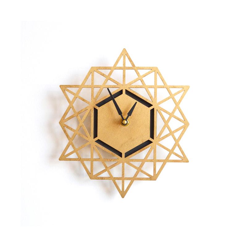 Modern Geometry モダン・ジオメトリーの掛け時計