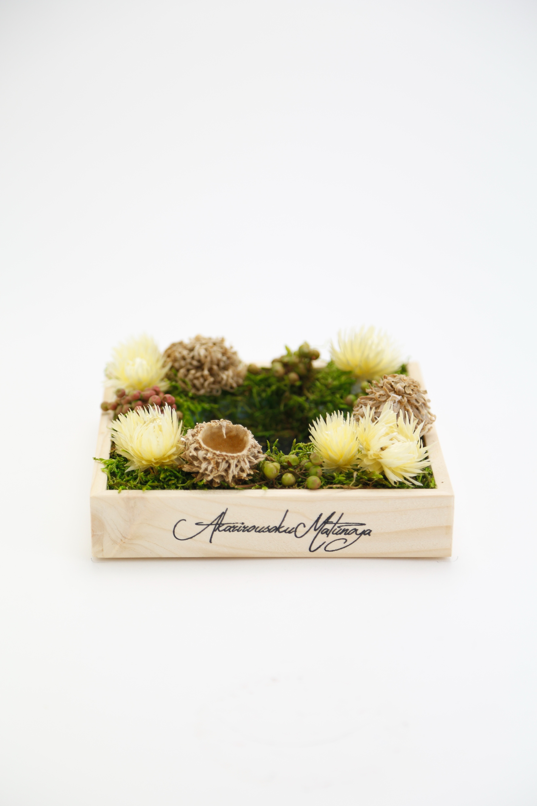 No.206 flower candle stand   gift box 5700