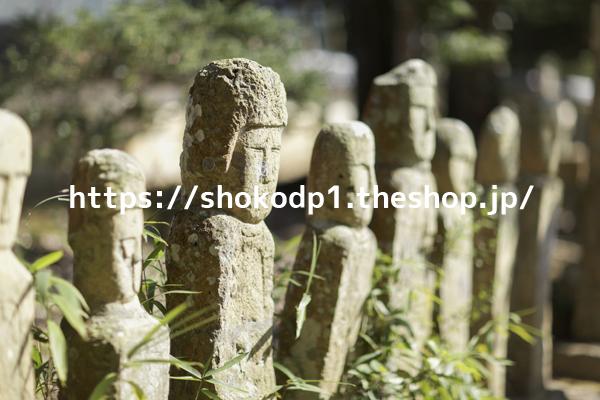 五百羅漢(北条石仏)195