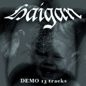 HAIGAN-DEMO 13 TRACKS(CDR)