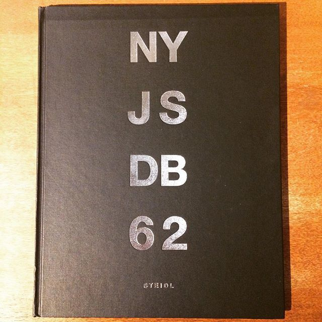 写真集「NY JS DB 62/David Bailey」 - 画像1