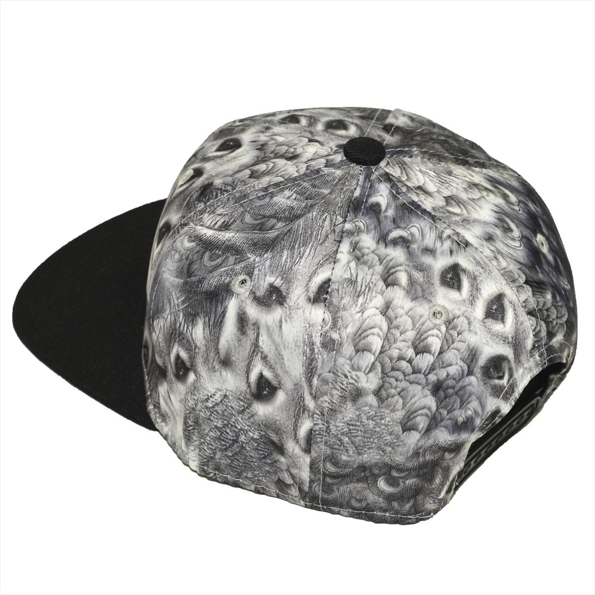 BOX LOGO CAP PEACOCK - 画像2