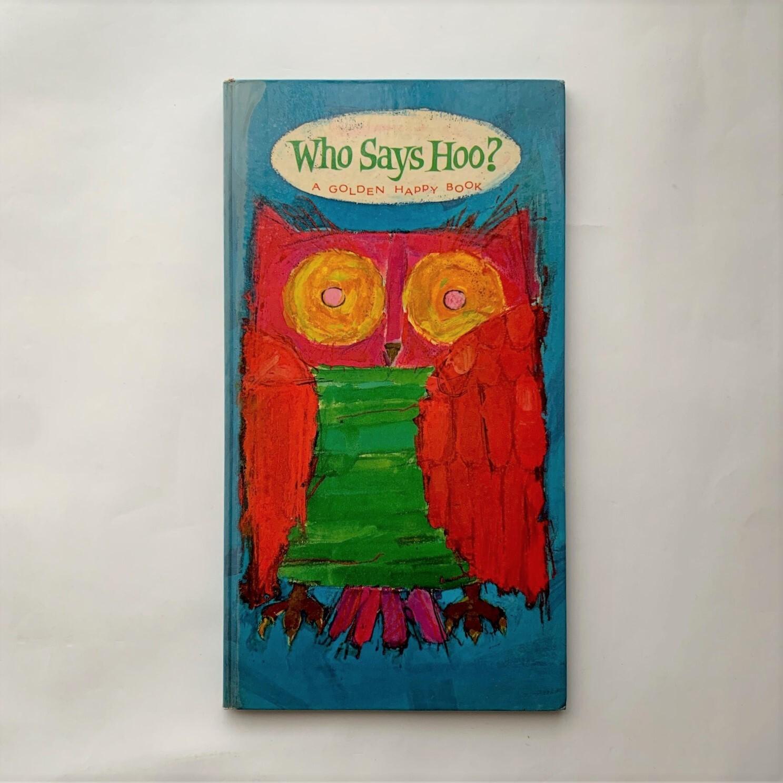 Who Says Hoo? / Murray Tinkleman