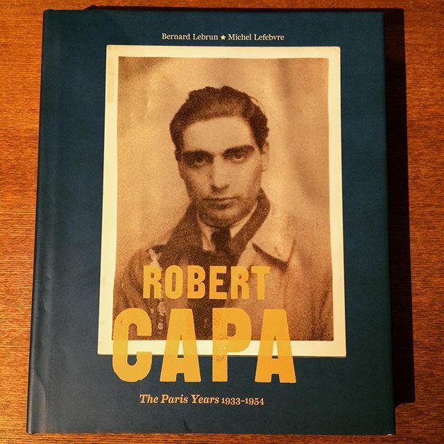 写真集「The Paris Years 1933-54/Robert Capa」 - 画像1