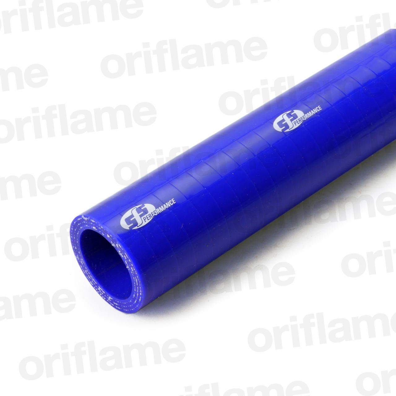 ストレートホース・内径28mm・ブルー