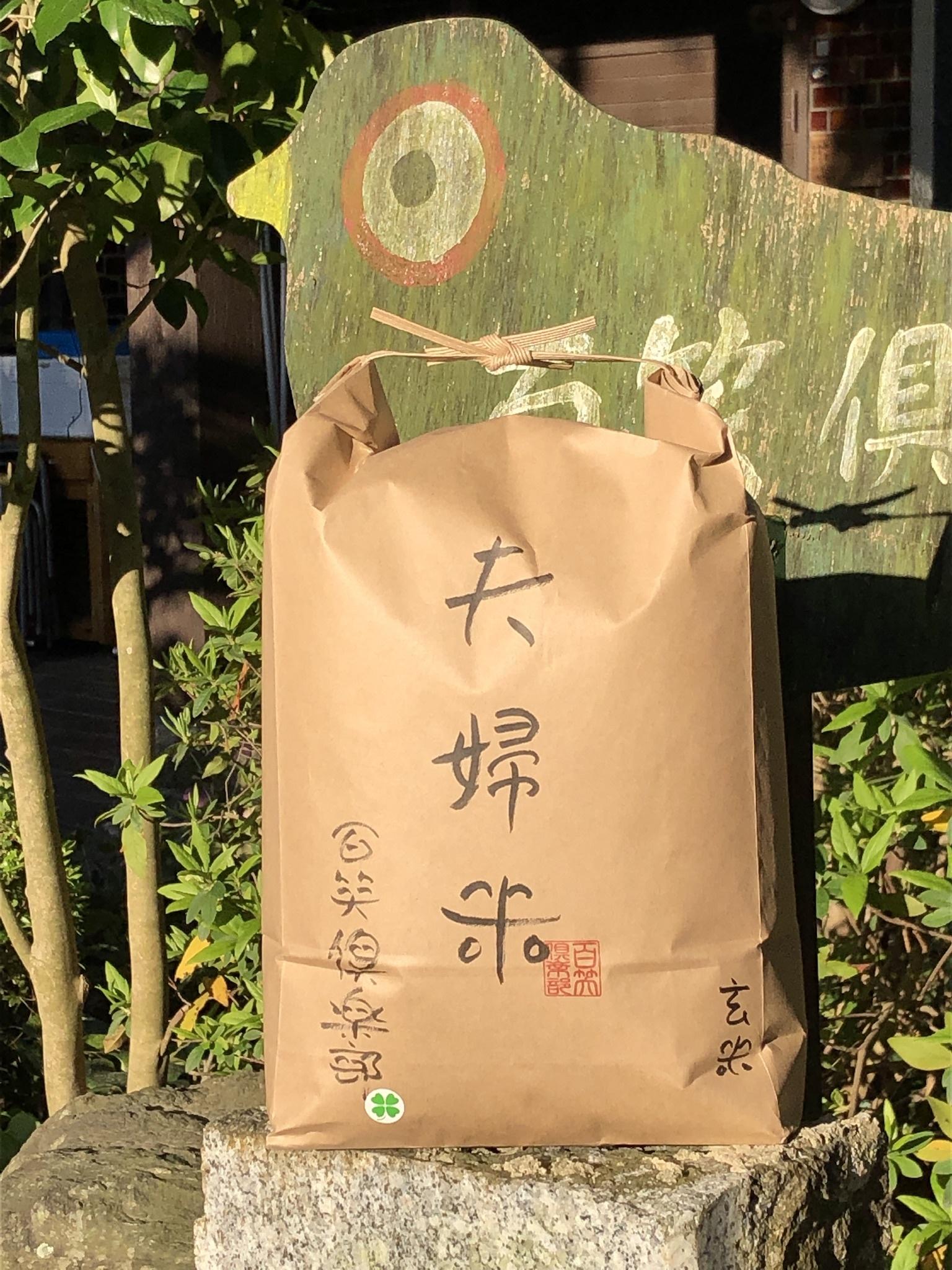 【10kg】夫婦米 玄米