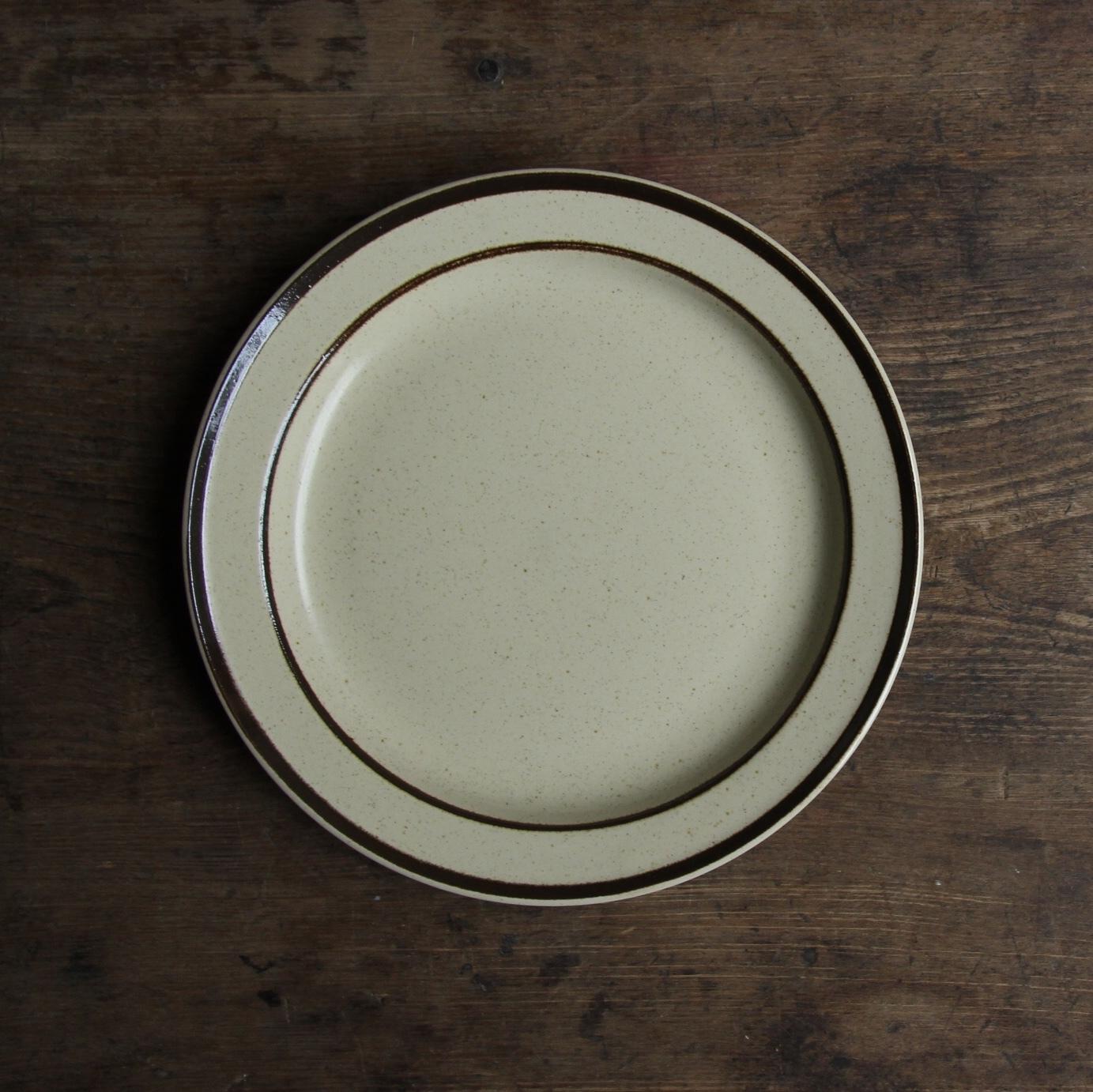 アポロ 昭和レトロなケーキプレート 在庫4枚