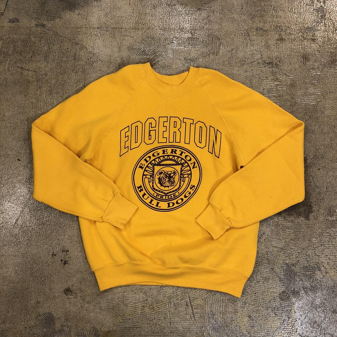 Edgerton Bulldogs Sweat Shirt ¥5,600
