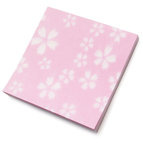 桜鶴(おうかく)メモパッド60