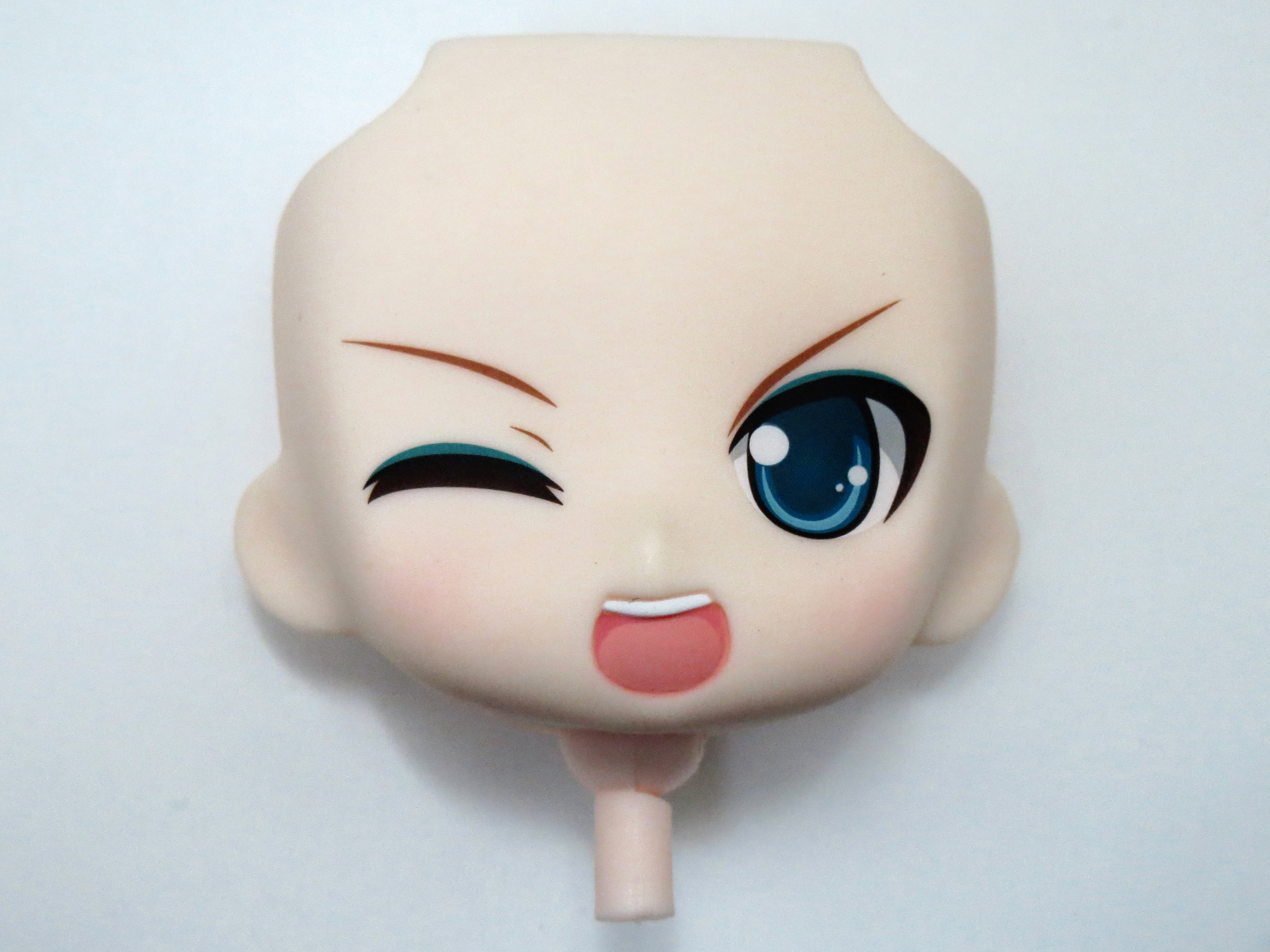 【286】 Lily from anim.o.v.e 顔パーツ 歌唱顔 ねんどろいど