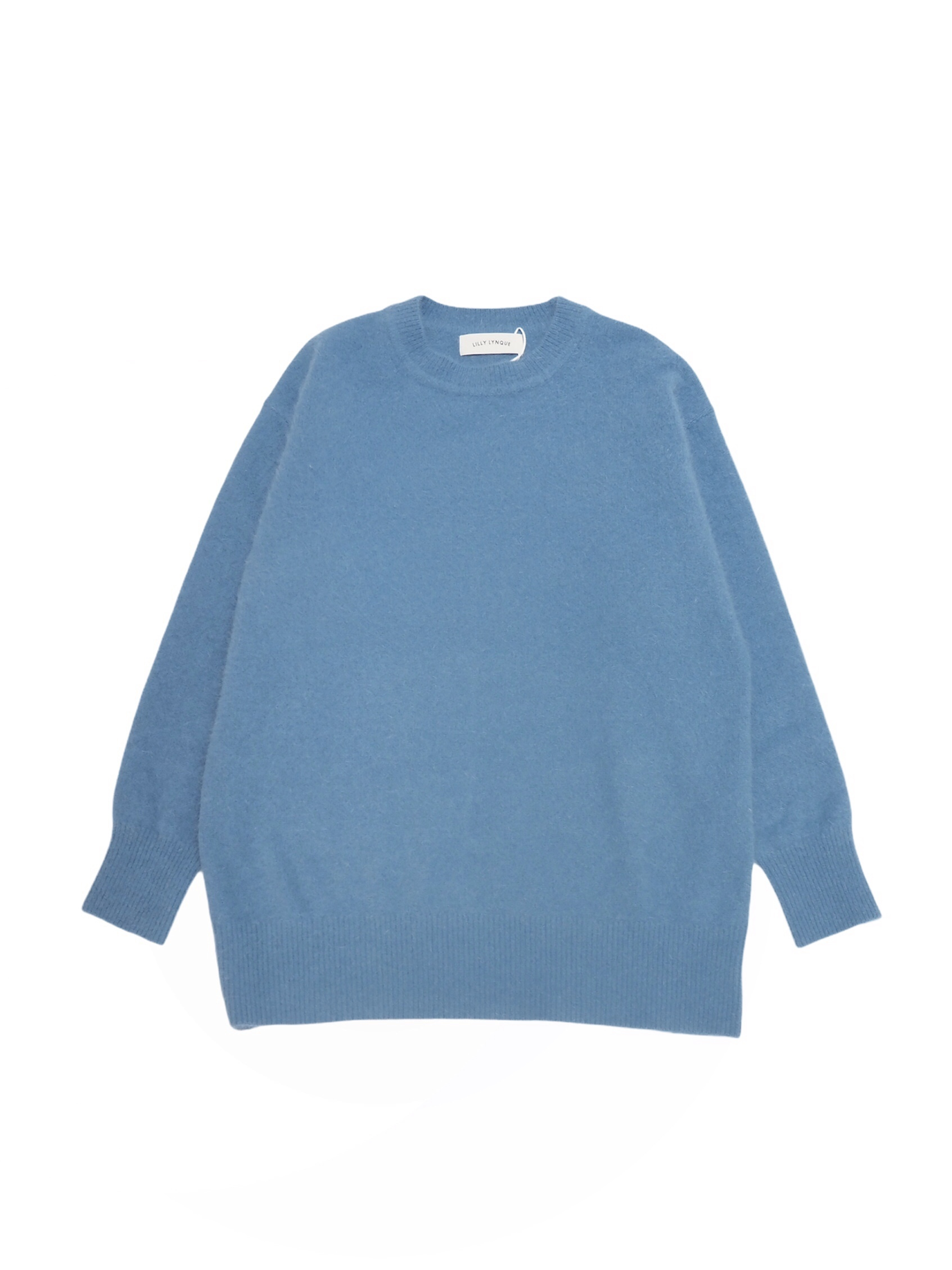 【LILLY LYNQUE】FOX CREW NECK PULLOVER