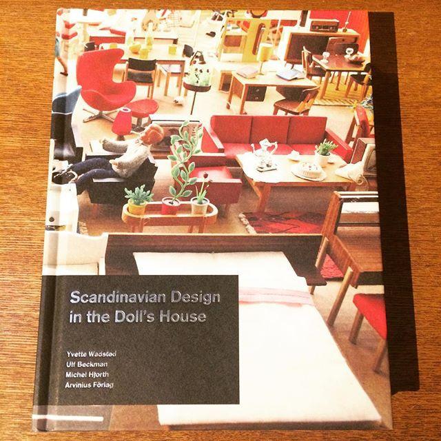 インテリアの本「Scandinavian Design in the Doll's House」 - 画像1