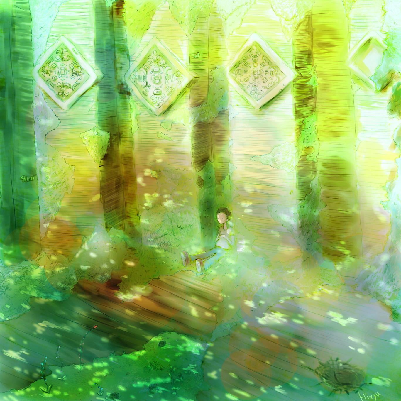 絵画 インテリア アートパネル 雑貨 壁掛け 置物 おしゃれ イラスト ロココロ 画家 : 志摩飛龍 作品 : Birth by Sleep