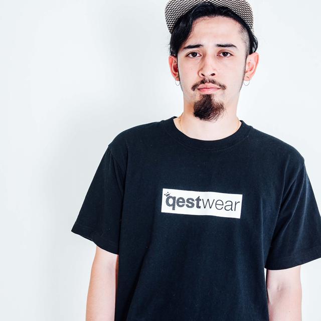 Box Logo Tshirt / Black - 画像2