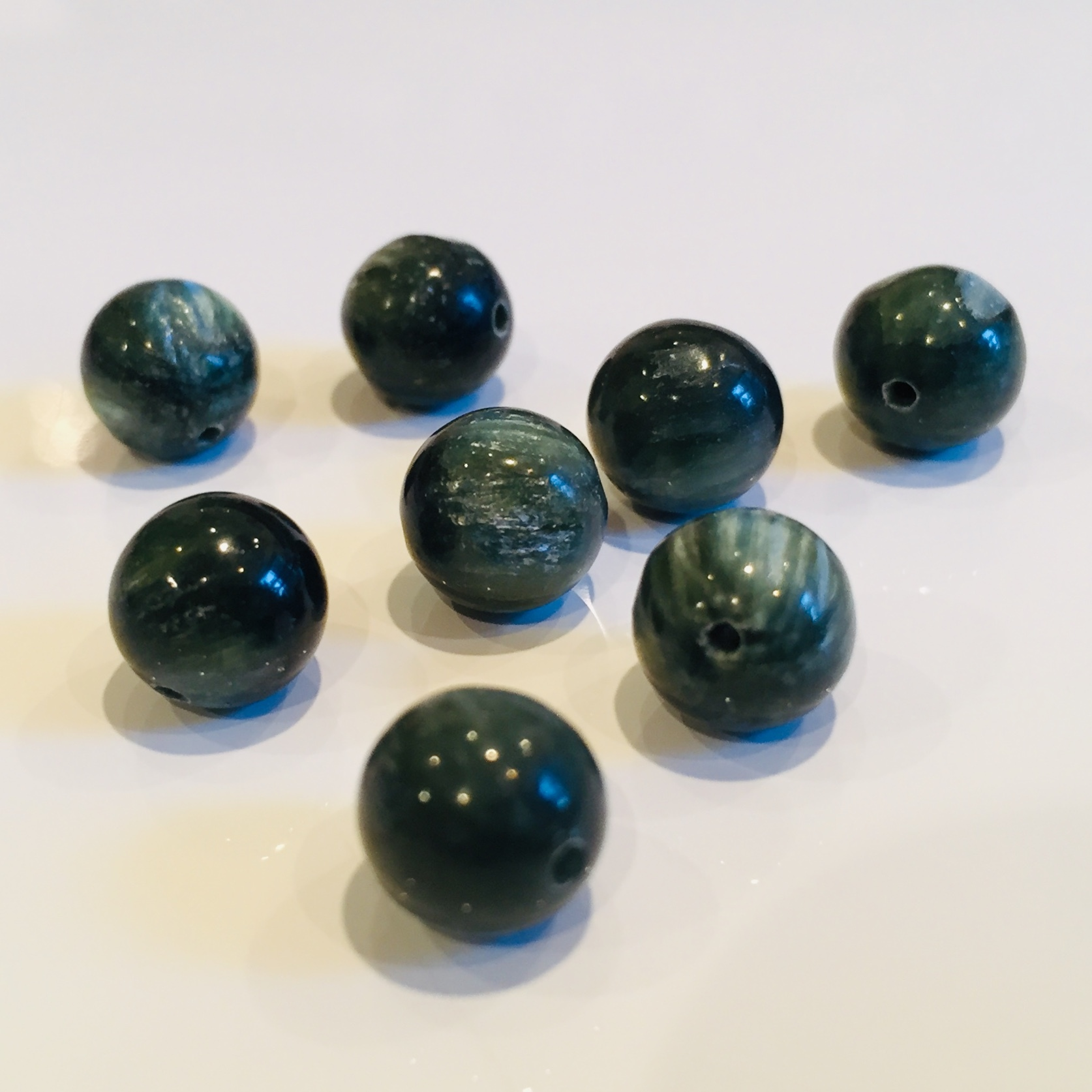 セラフィナイト 8mm玉