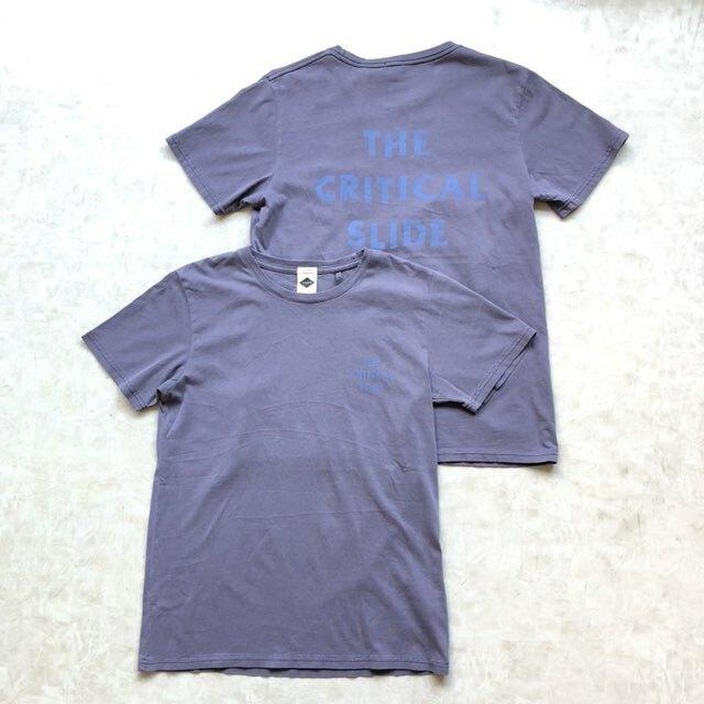 TCSS ティーシーエスエス VANDAL TEE Tシャツ 半袖 TE18131 サイバーグレープ