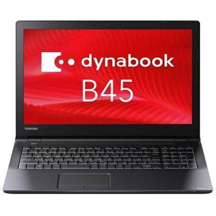[東芝 dynabook B45/A]