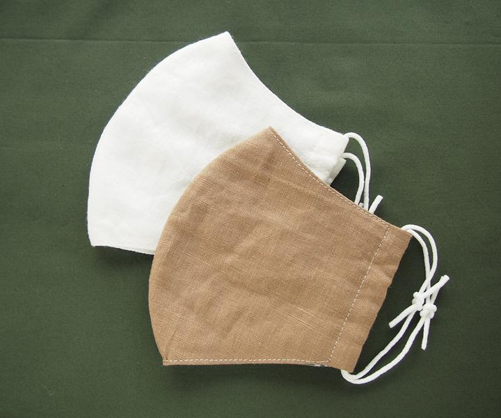 布マスク2枚セット Mサイズ / M02