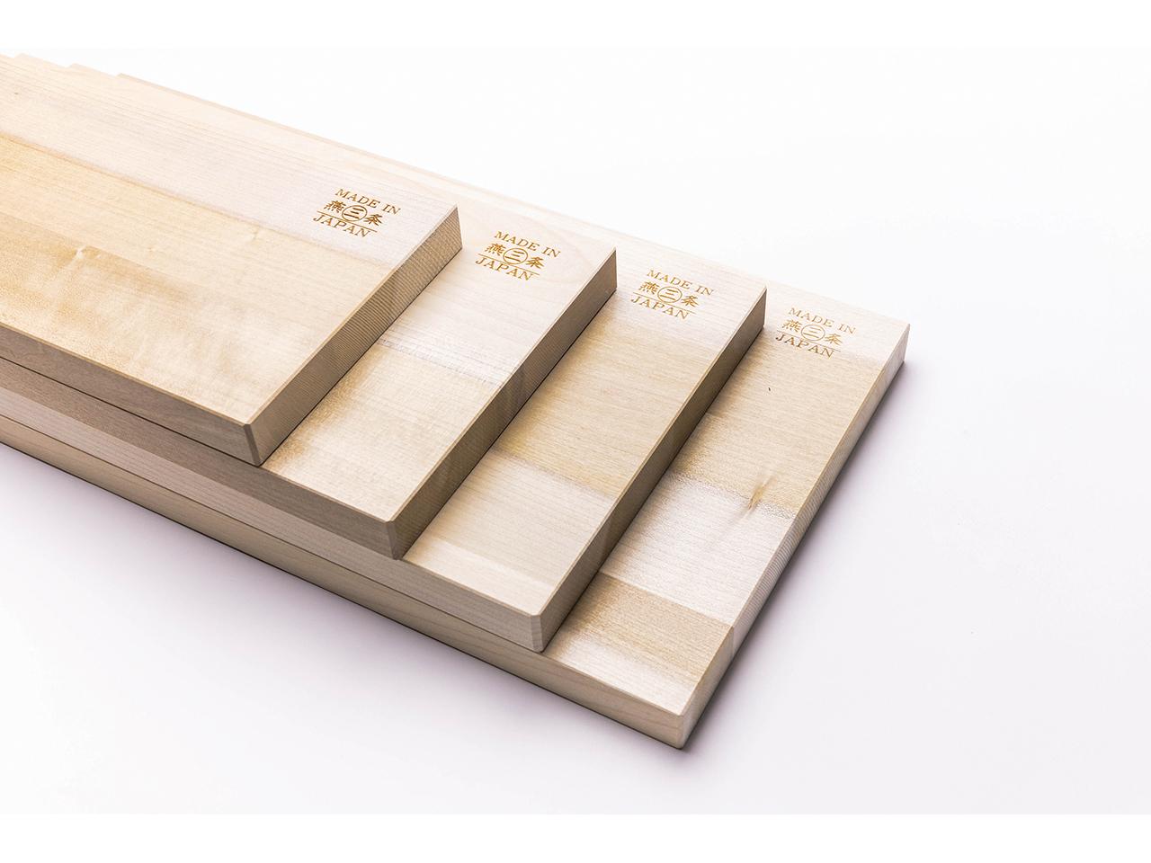 木製まな板 「ほおの木まな板 長さ48×幅24cm(厚み2.4cm)」