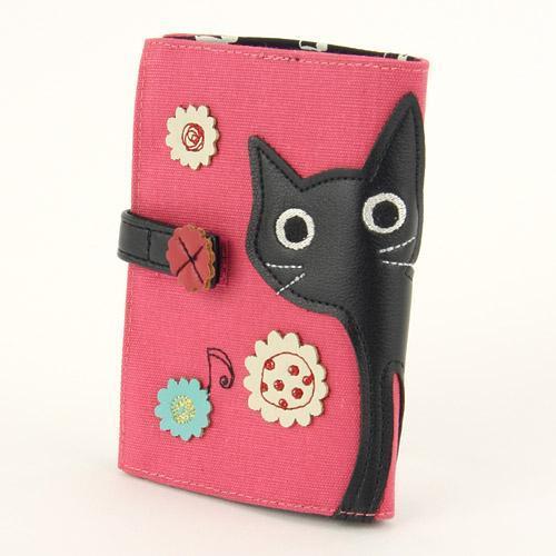 ドレミジーン カード入れ ピンク