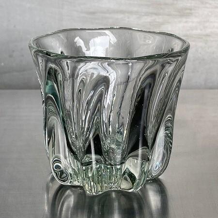スモール モールグラス【再生ガラス工房 てとてと】