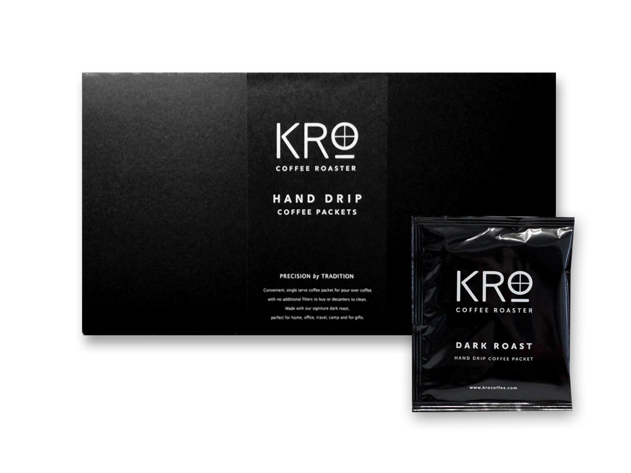 KROプチギフトセット:ハンドドリップ5袋入り (KROハンドドリップ5袋入りお試しセット)