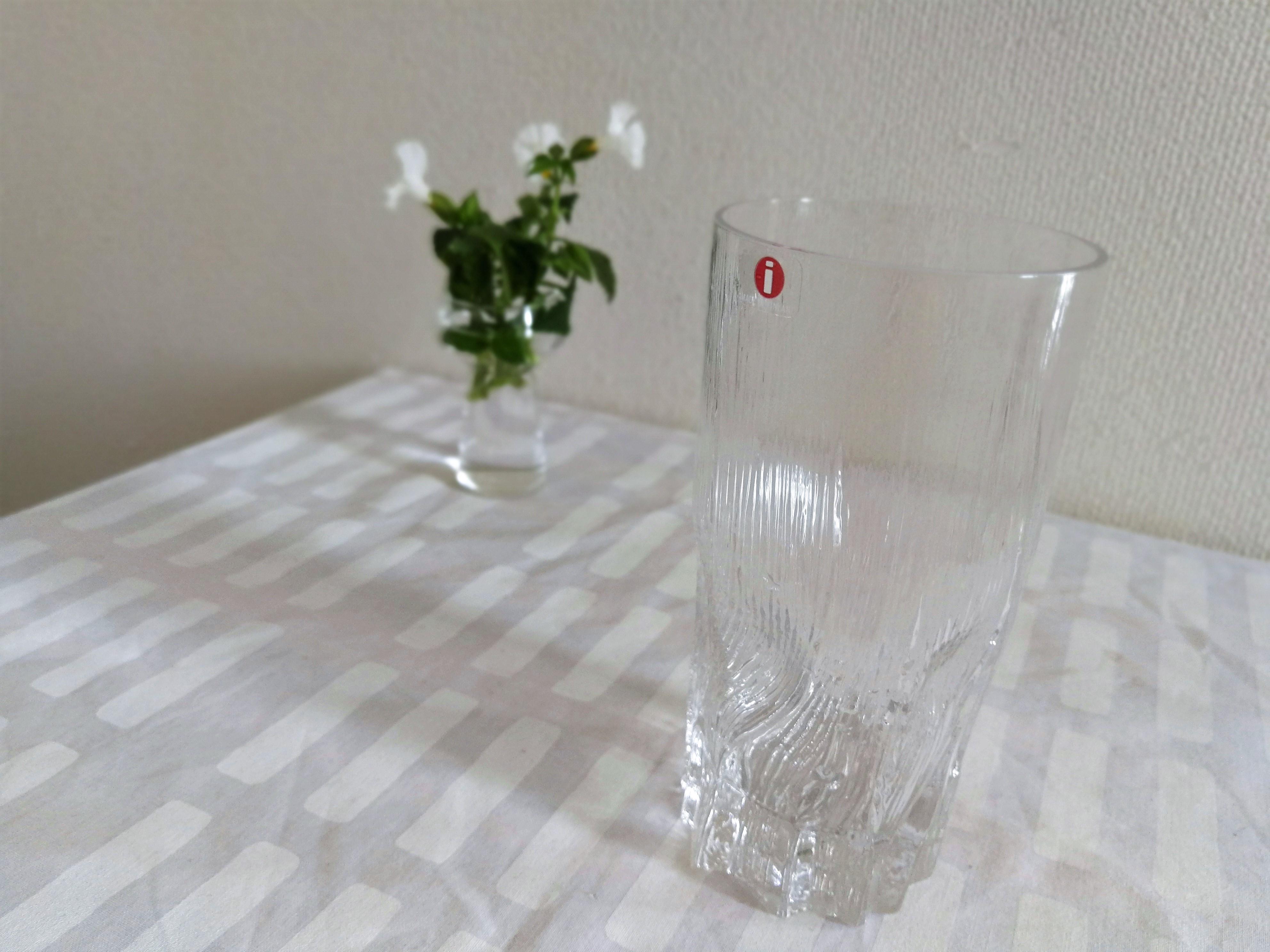 グラス / イッタラ ヴィンテージ / Kelo ケロ / ロンググラス (CL)
