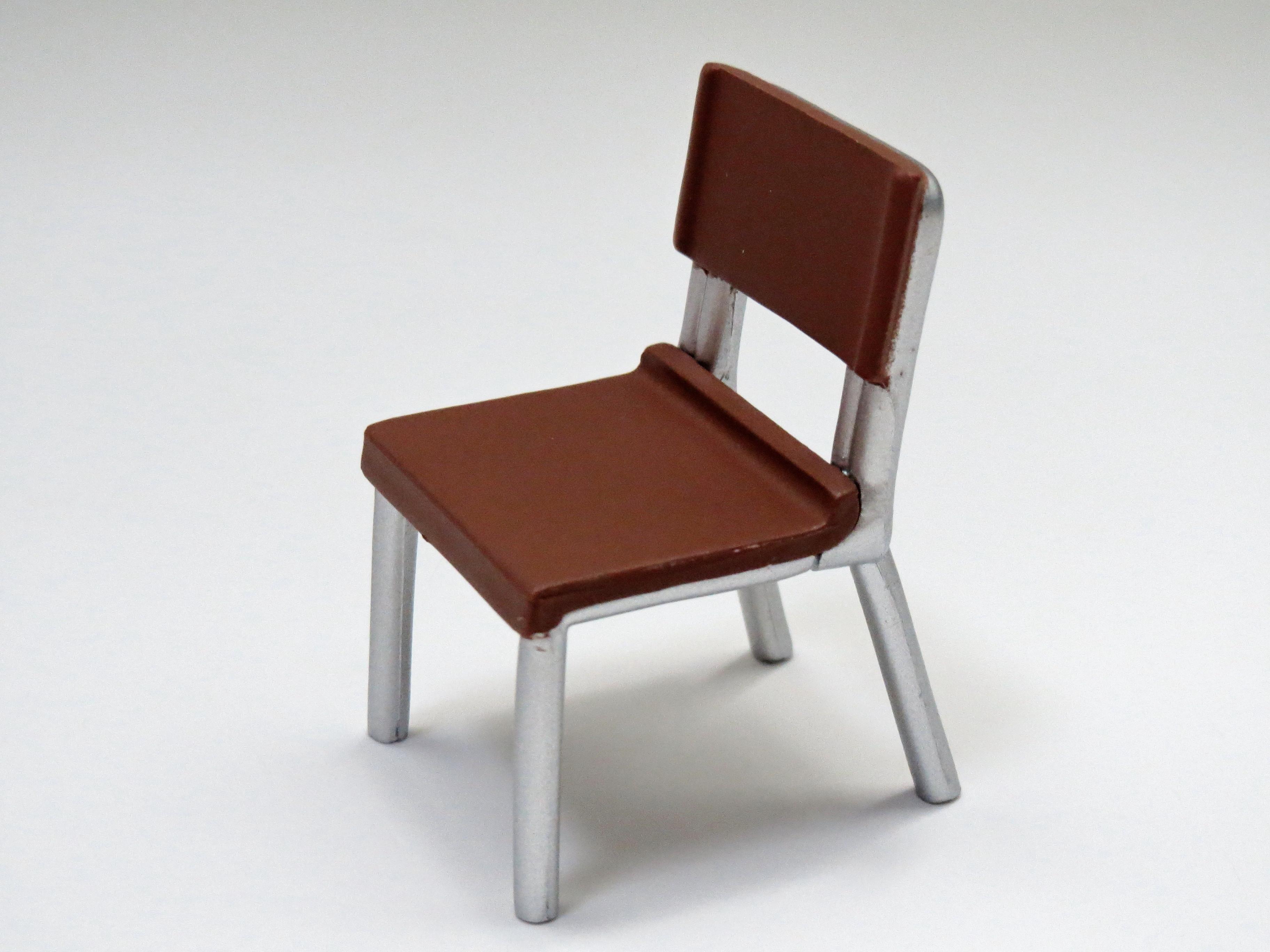 【055a】 高良みゆき 小物パーツ 椅子 ねんどろいど