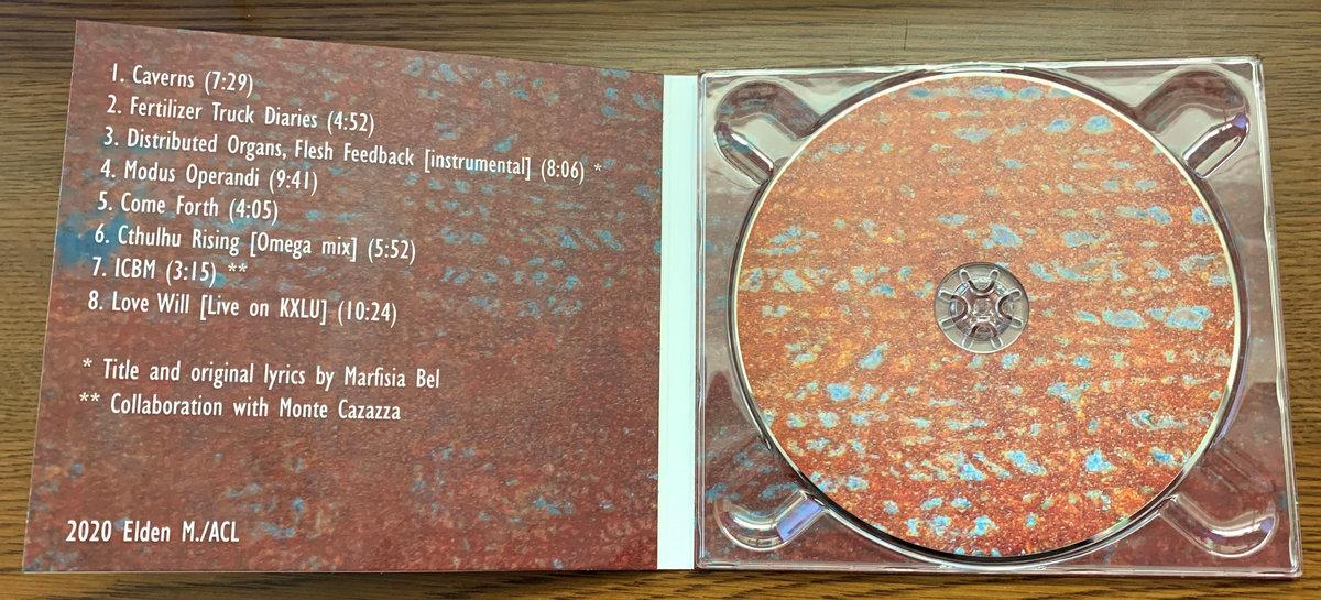 ALLEGORY CHAPEL LTD. - MODUS OPERANDI CD - 画像2