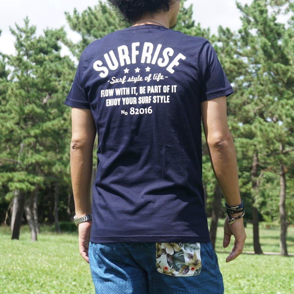 SURFRISE - Surfstyle of life - Tee