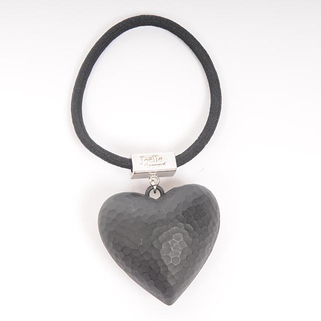 Joe19SM-08 heart motif gom -B (silver)
