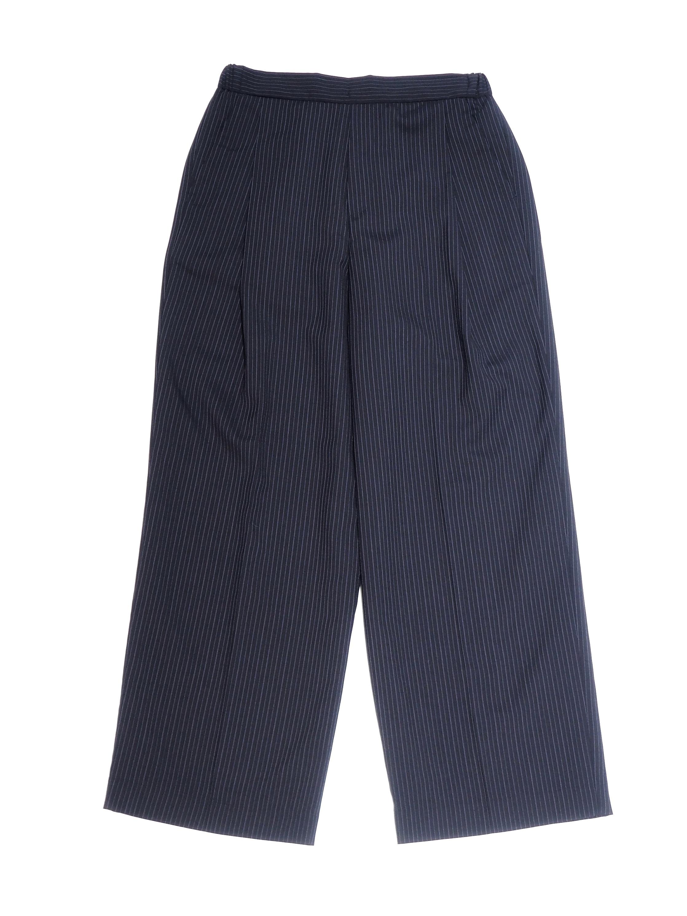 【ENLIGHTENMENT】STRIPE WIDE PANTS